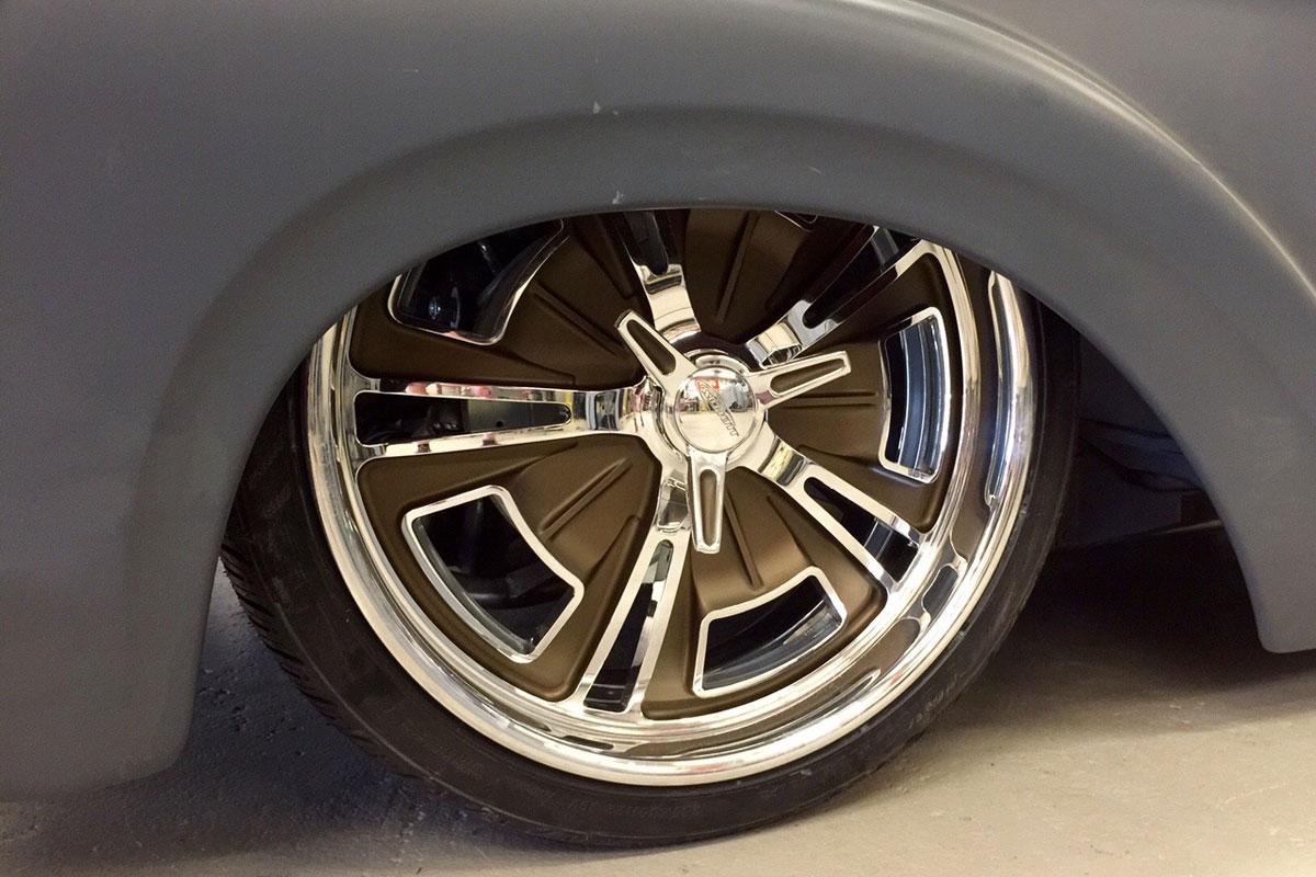 Chevy Charger News - Schott Wheels